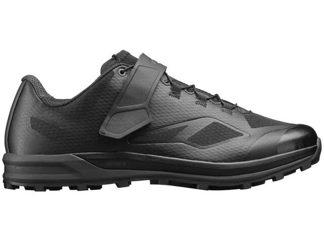 Mavic XA Elite II Shoes Men Black/Phantom/Black
